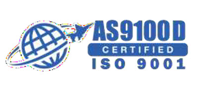 as9100D-ISO9001-certified