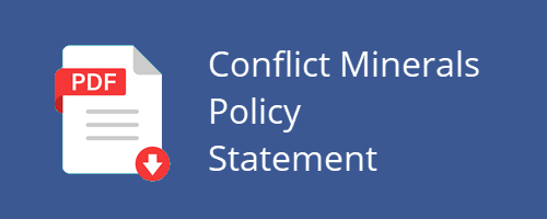 conflict-minerals-policy-statement