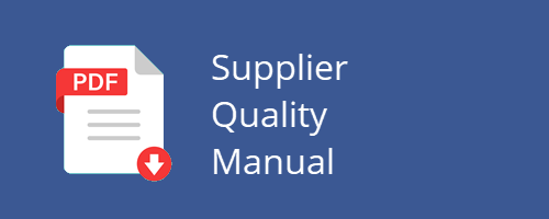 supplier-quality-manual